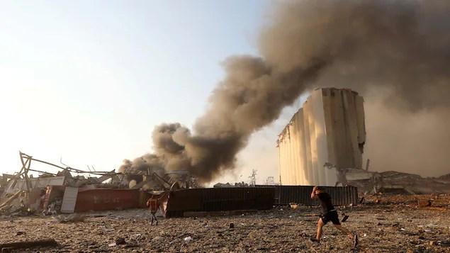 Explosions au Liban: 16fonctionnaires du port en détention
