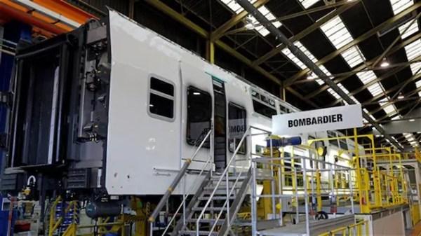 Des agences de notation préoccupées par Bombardier