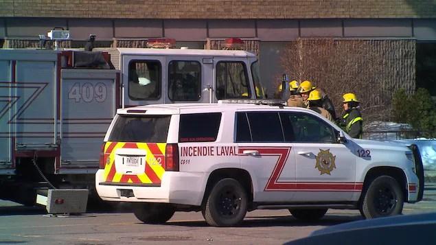 Une fuite de monoxyde de carbone fait plus de peur que de mal dans une école de Laval