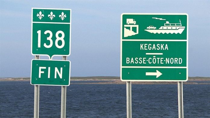 Radio Canada Cote Nord >> Route 138 In 2019 Actions But Few Results En24 News