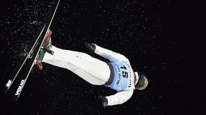 The world elite of freestyle snowboarding in Lac-Beauport