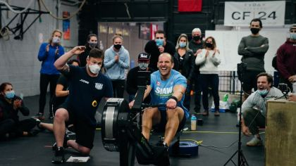 Ottavian Pete Shaw among the many 30 Fittest Athletes within the World