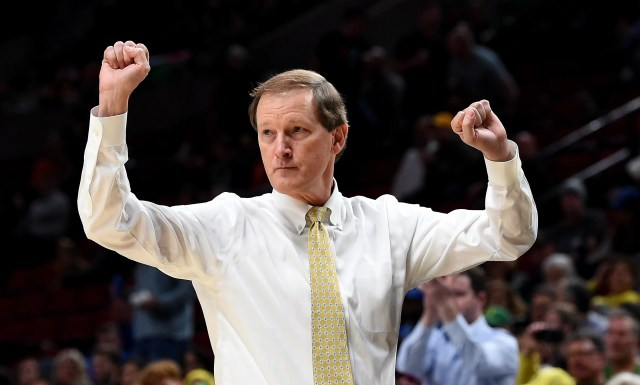 Dana Altman has been Oregon's head coach since 2010.