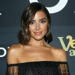 Former Miss Universe Olivia Culpo flaunts her out-of-this-world physique in a black bikini 💥👩👩💥
