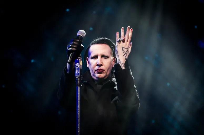 Watch Friends Sing Happy Birthday To Marilyn Manson
