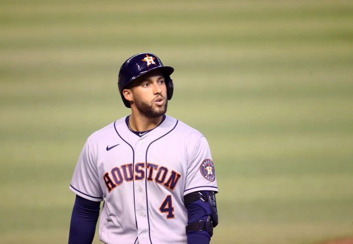 Should Red Sox make run at George Springer? It's complicated