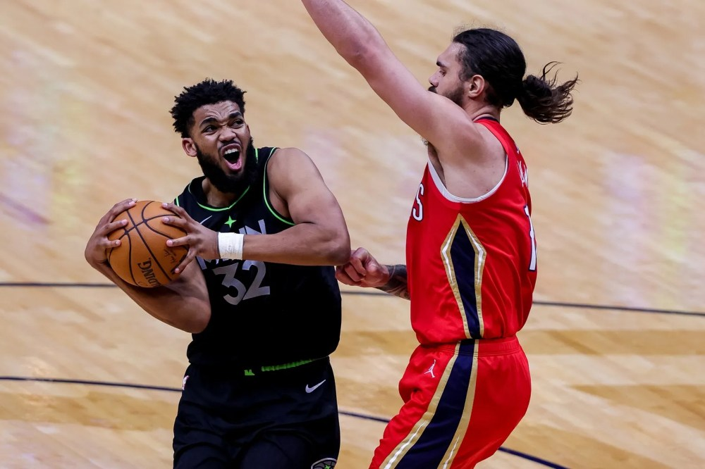 Pelicans have 'embarrassing' night in loss to Timberwolves