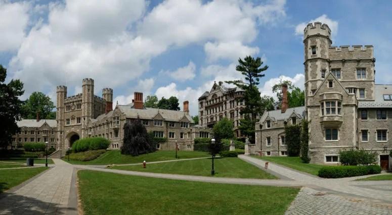 Kampus Ivy Leagues - Princeton University