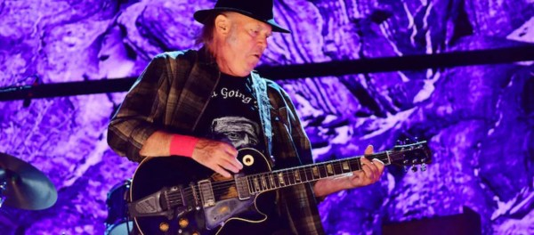 Neil Young Reveals He