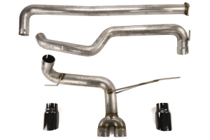 awe track edition cat back exhaust
