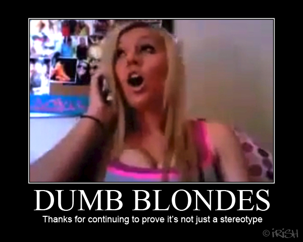 Clean Blonde Jokes One Liners