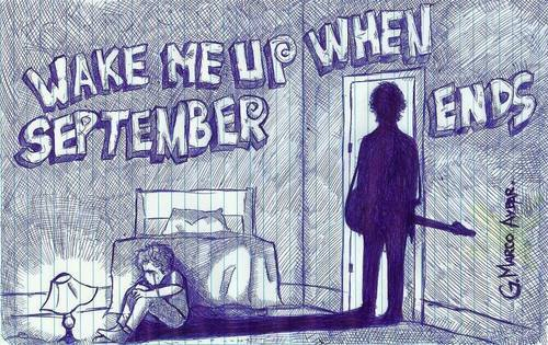 Image result for september wake me up
