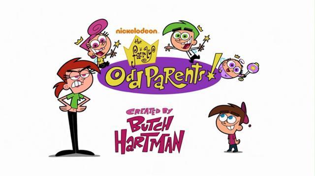 Nickelodeon The Fairly Oddparents Theme Song Lyrics Genius Lyrics