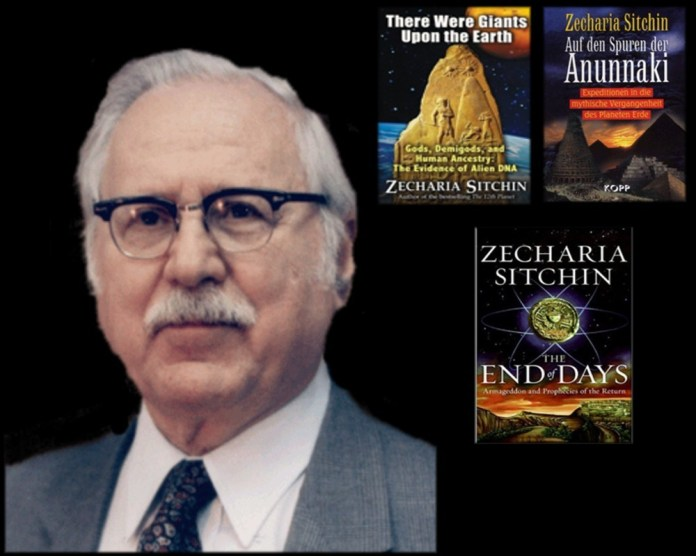 Image result for zecharia sitchin
