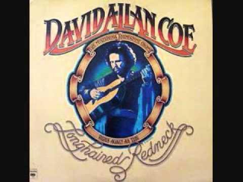 David Allan Coe Long Haired Redneck Lyrics Genius