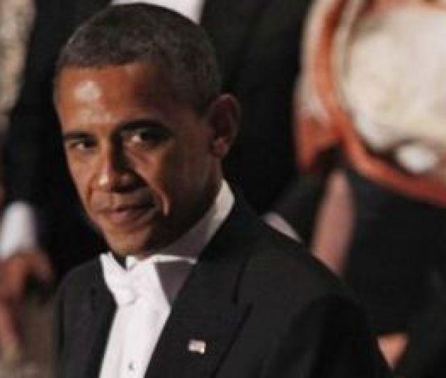 Obama Addresses 67th Annual Alfred E Smith Memorial Foundation Dinner