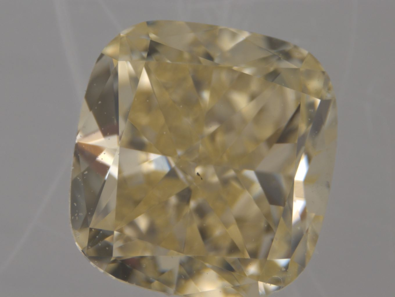 Faye's Diamond Mine - Yellow Diamond