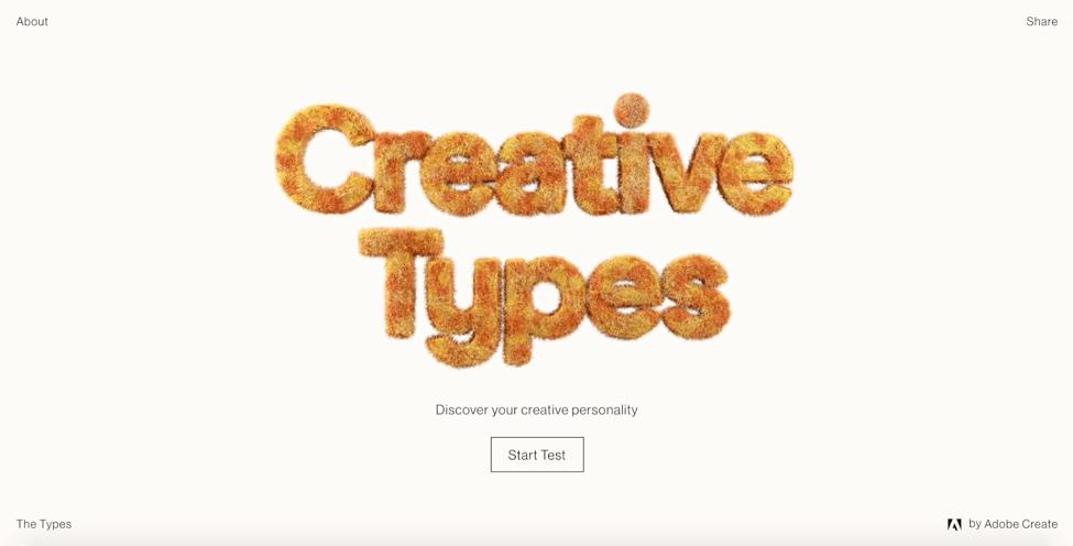Creative Types Image