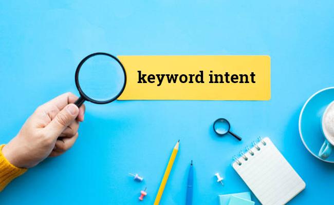 ai content marketing strategy Identifying keyword intent