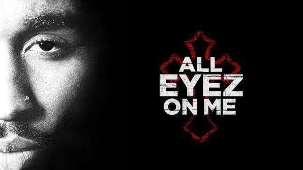 All Eyez On Me, Movie on DVD, Drama