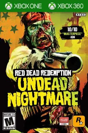 Rent Red Dead Redemption Undead Nightmare XB1 X360