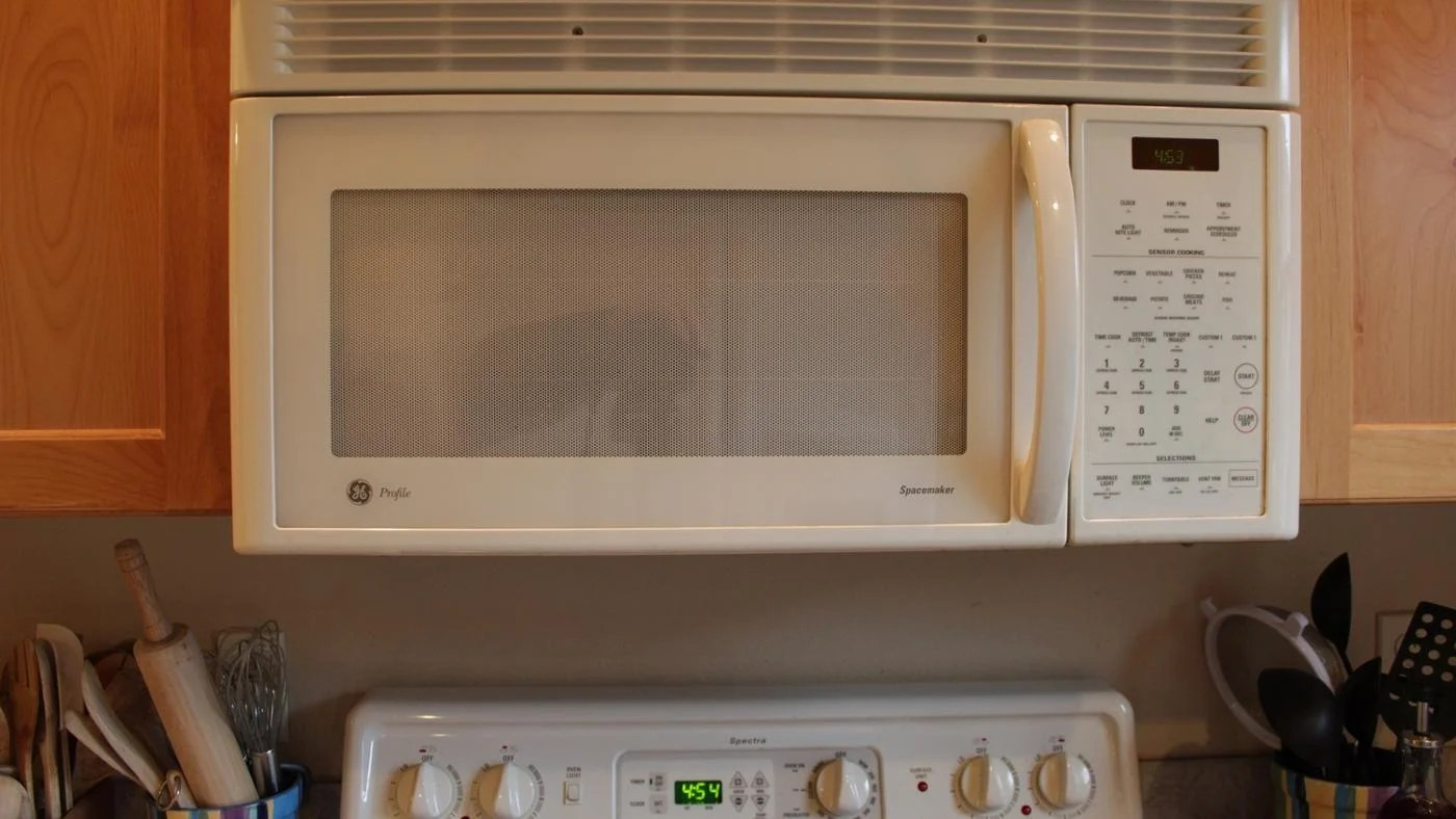 how do you repair a ge microwave