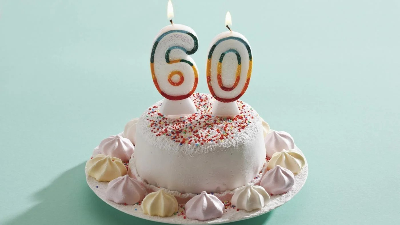 What Are Some 60th Birthday Colors