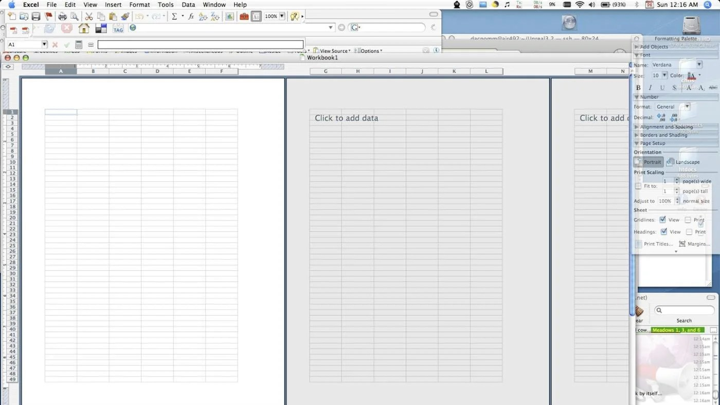 Excel Worksheet Cell Reference Syntax