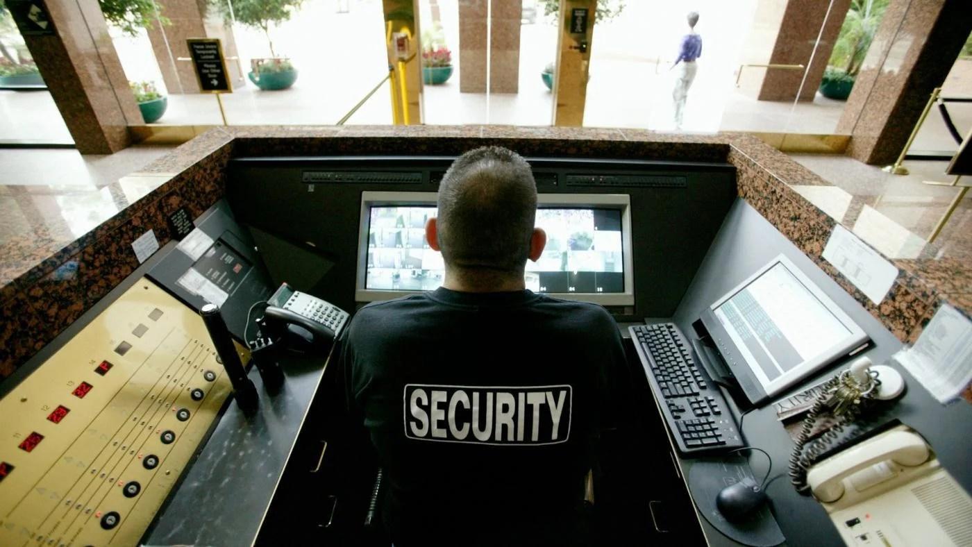 Security Guard Description