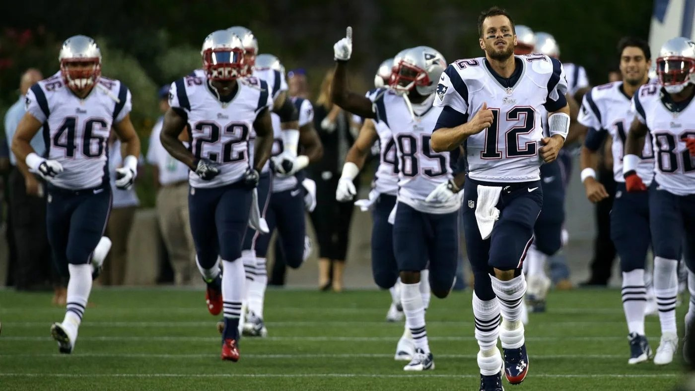 What State Are The New England Patriots From