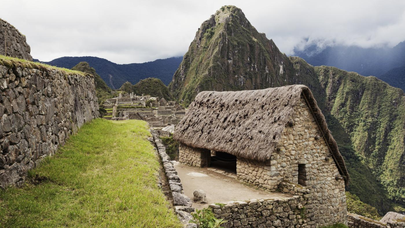 What Did The Incas Live In