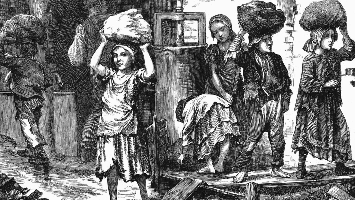What Was Child Labor In The Late S And Early S