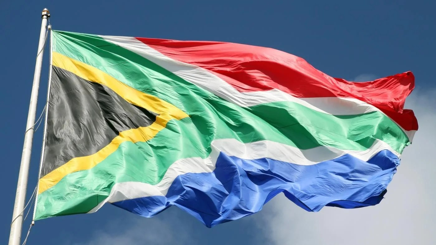 What Do The Colors On The South African Flag Mean