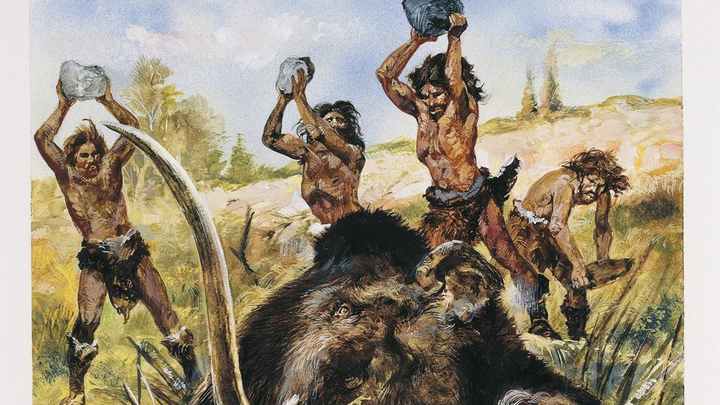 What Are Some Examples Of Stone Age Clothing