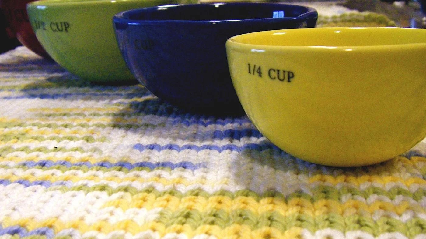 How Many Cups Equal Two Quarts