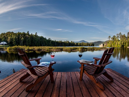 Lake Placid Whiteface Cottage | Lakefront Inn & Cottages