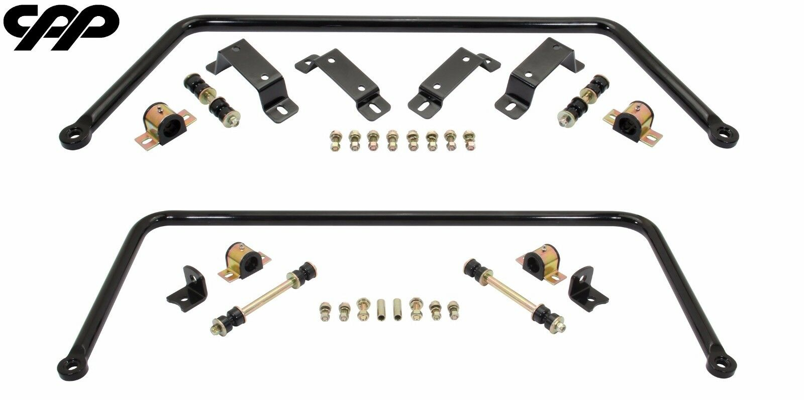 63 72 Chevy C10 Gmc Pickup Truck Cpp Front Rear Sway Bar