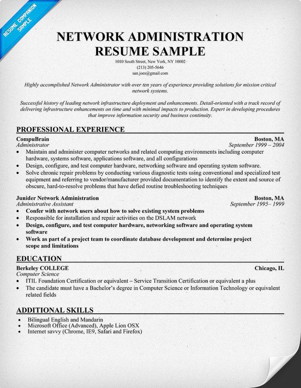 Weblogic Admin Resume. weblogic administrator resume sample oracle ...