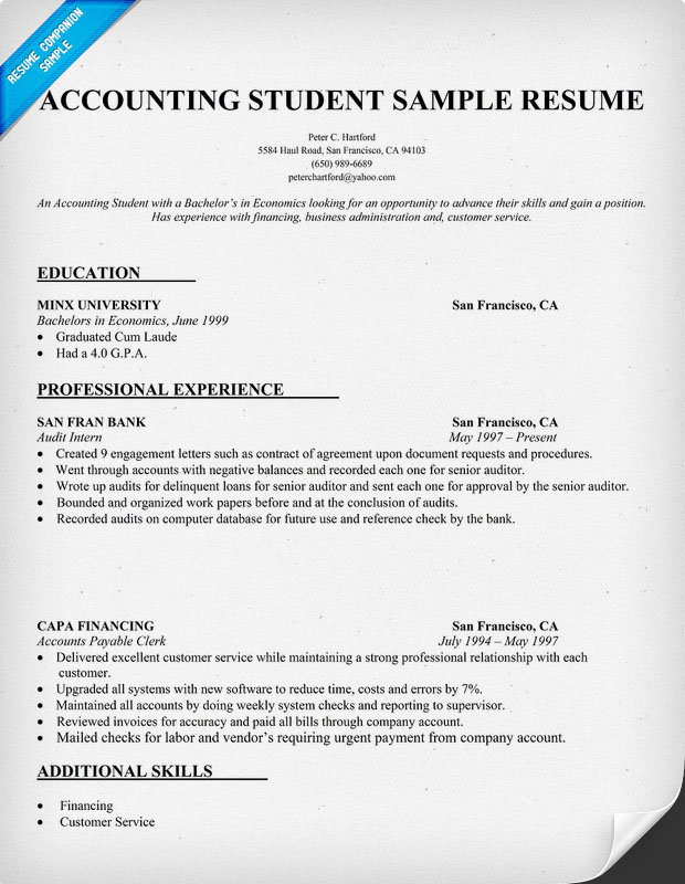 Public Accountant Resume Tips. Public Accountant Resume Leading