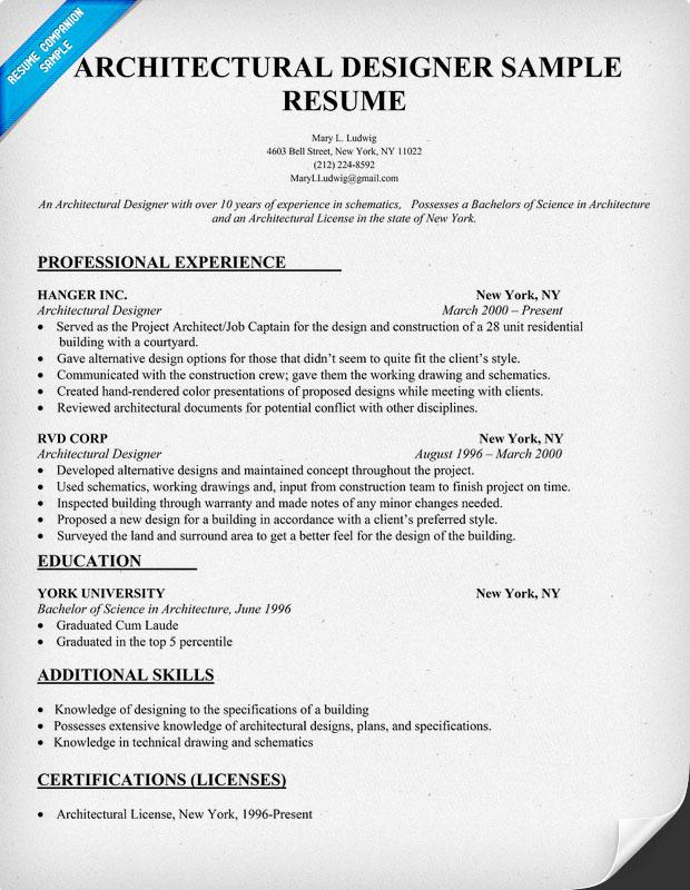 Web Architect Resume Sample. resume design sample resume format ...