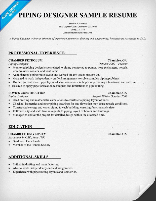 piping engineer resume pdf resume examples accounts payable