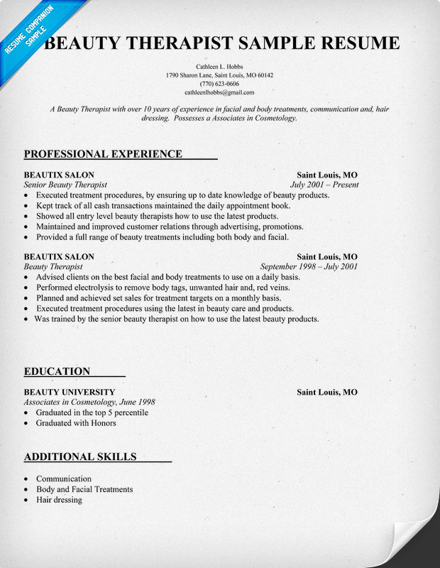 Beautician Resume Samples Travel Agent Example Consultant