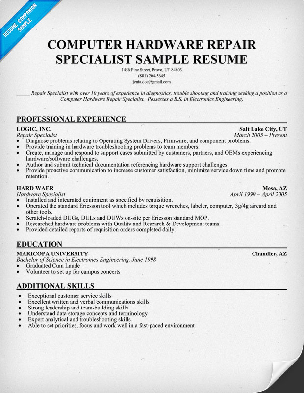 technical author resume sample cv6 7rf mcdst cv writing resume