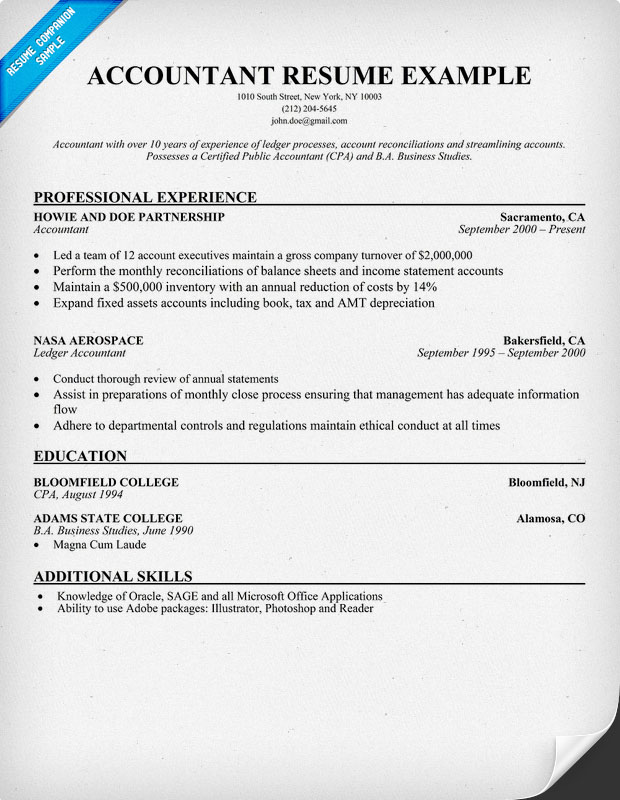 Big 4 Public Accounting Resume Sample. resume sample public ...