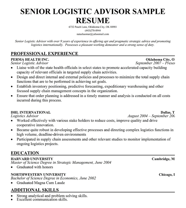 Beauty Advisor Resume Examples  advisor resume examples to