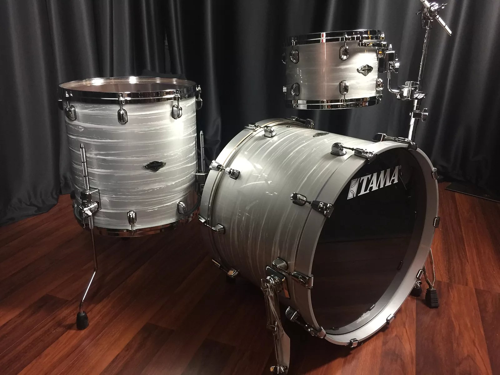 Tama drums sets Starclassic Performer BB Lacquered White Oyster kit     Tama drums sets Starclassic Performer BB Lacquered White Oyster kit 12 16   22