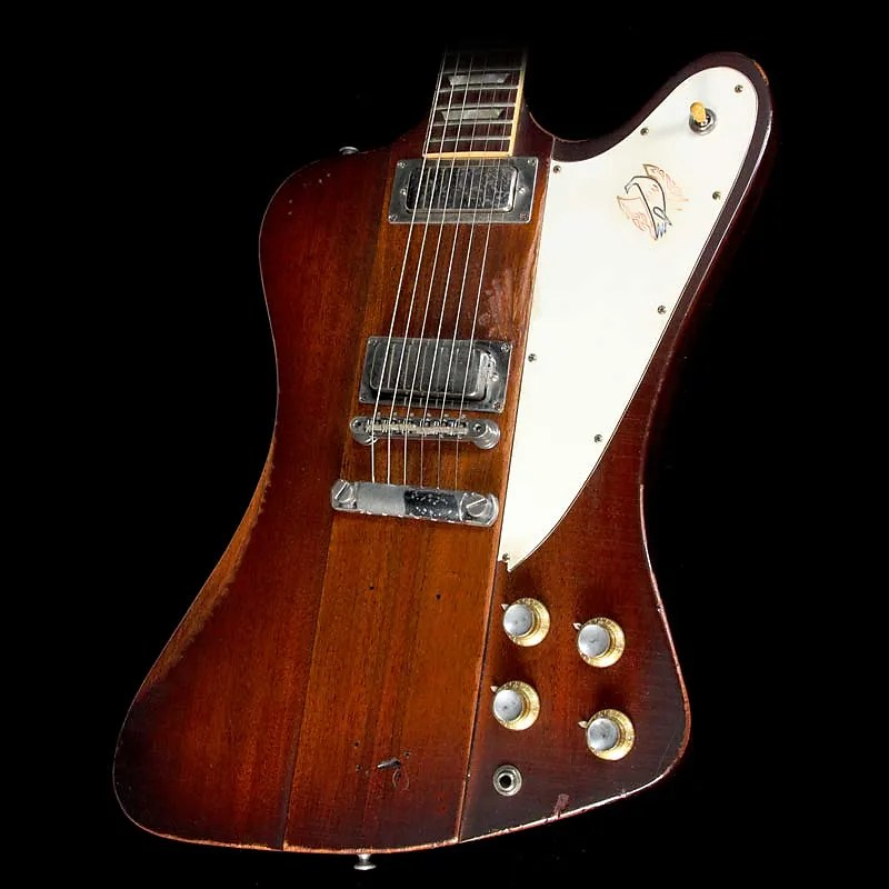 Gibson Custom Shop Johnny Winter Signature Firebird V