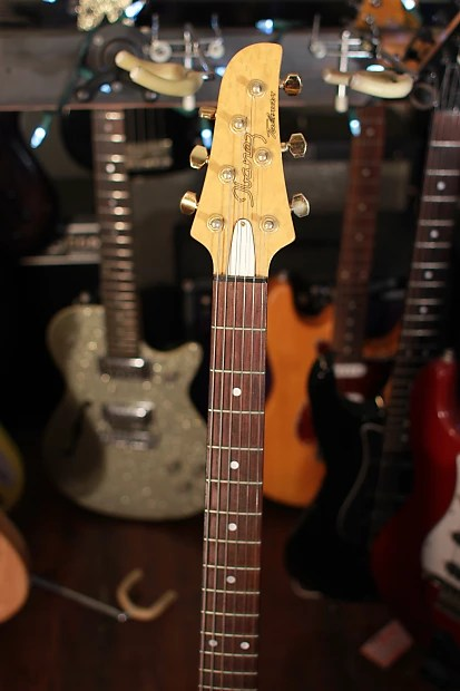 Ibanez Talman Tv650 White Tv550 Electric Guitar Rare