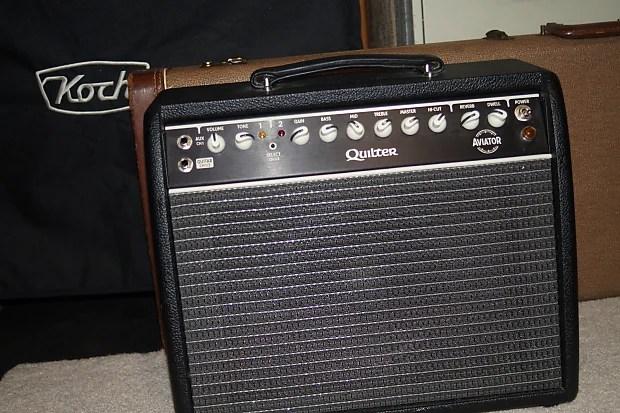 "Quilter Aviator Mini 8"" Electric Guitar Combo Amplifier"