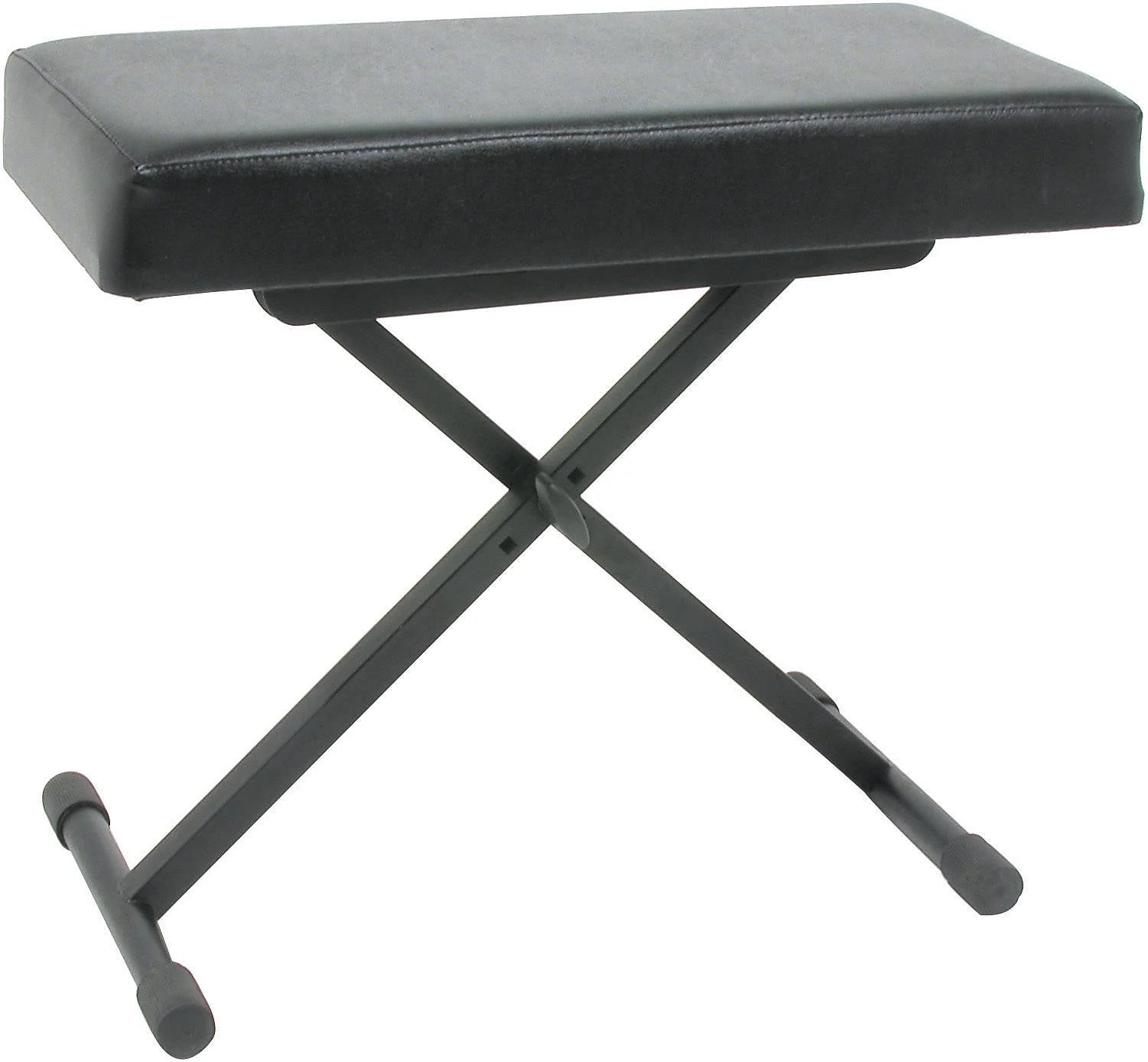 Quik Lok Bx 8 Deluxe Keyboard Piano Bench With Extra Thick Cushion